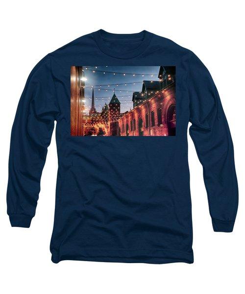 Dusk Lights Long Sleeve T-Shirt