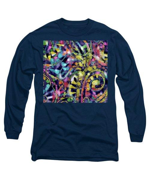 Enchanted Night Long Sleeve T-Shirt