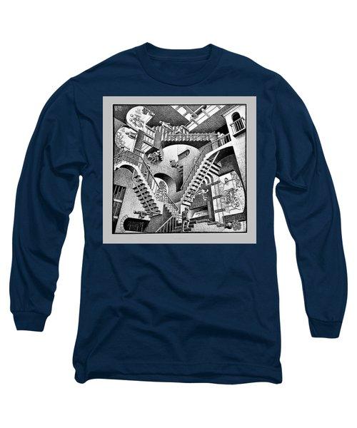 Escher 131 Long Sleeve T-Shirt