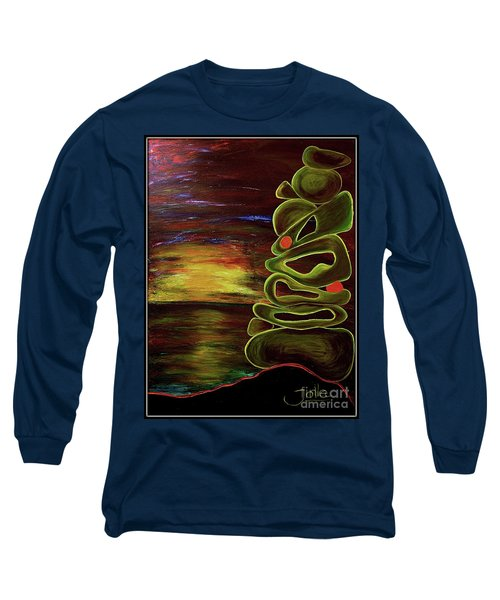 Everything Happens For A Reason... Long Sleeve T-Shirt
