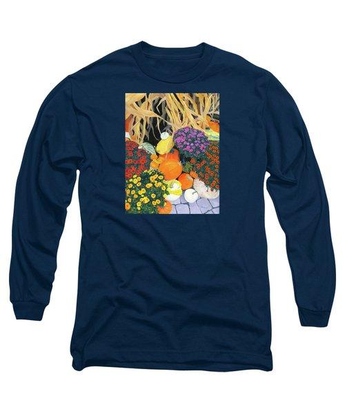 Fall Bounty Long Sleeve T-Shirt