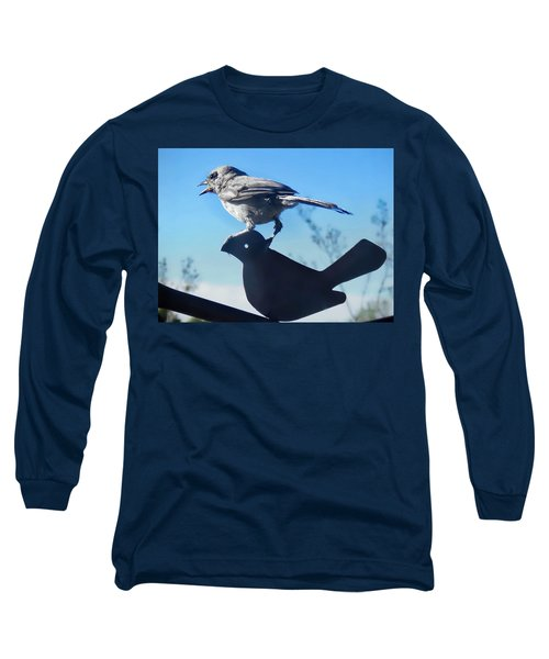 Caption This Long Sleeve T-Shirt