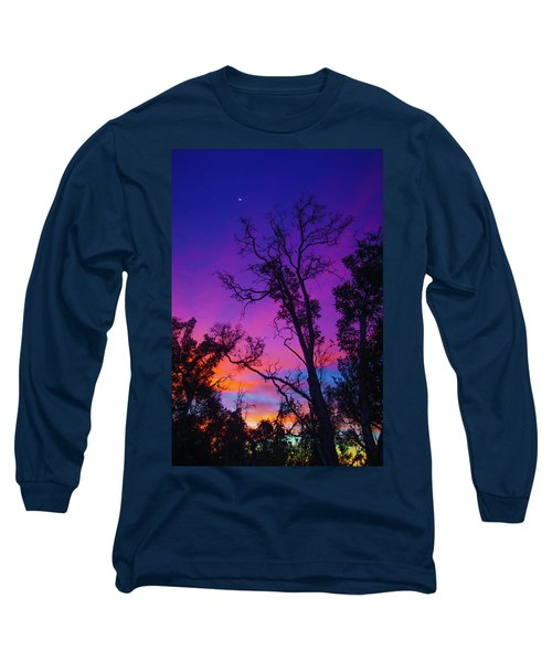 Forest Colors Long Sleeve T-Shirt
