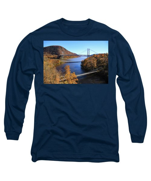 Four Ways To Travel Long Sleeve T-Shirt