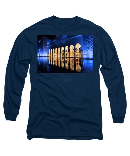 From The Outside In Long Sleeve T-Shirt