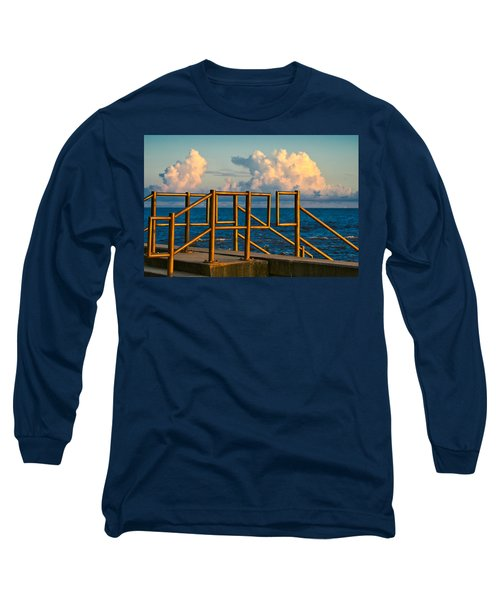 Golden Railings Long Sleeve T-Shirt