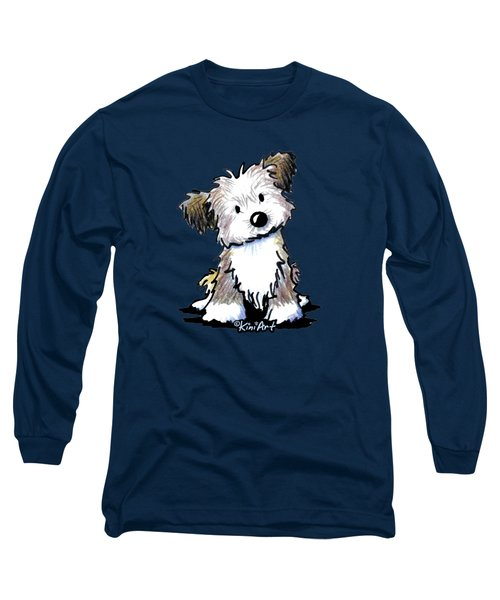 Havanese Puppy Long Sleeve T-Shirt