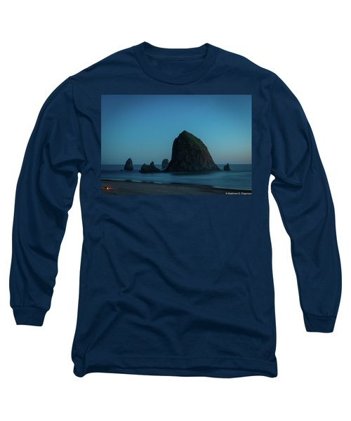 Haystack And Needles Long Sleeve T-Shirt