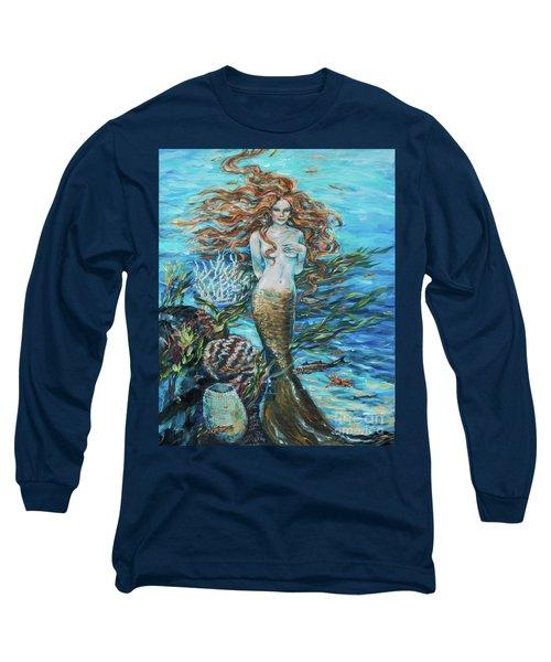 Highland Mermaid Long Sleeve T-Shirt