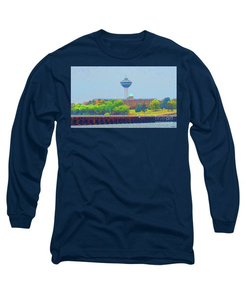 Hotel And Restaurant In Florence Alabama Long Sleeve T-Shirt