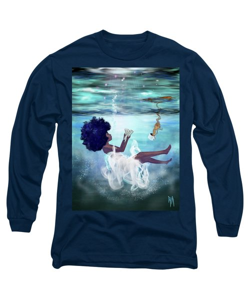 I Aint Drowning Long Sleeve T-Shirt