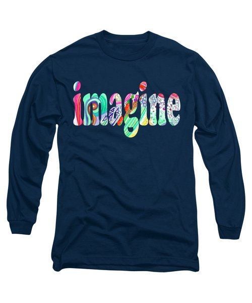 Imagine 1017 Long Sleeve T-Shirt