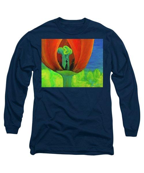 Inner Beauty - The Ritual Long Sleeve T-Shirt