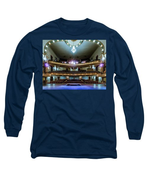 Landers Theatre Stage View Long Sleeve T-Shirt