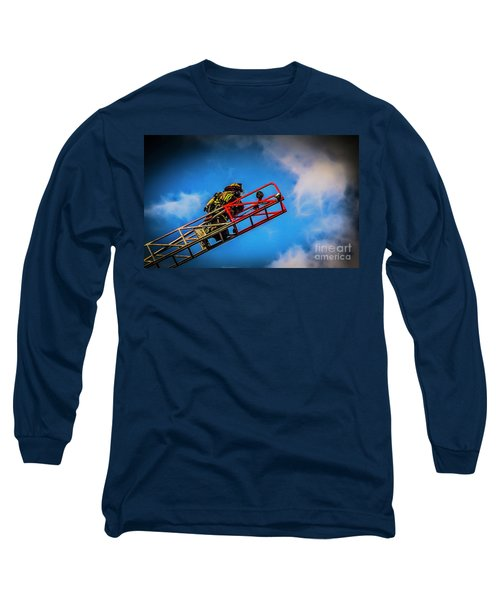 Last Fire Long Sleeve T-Shirt