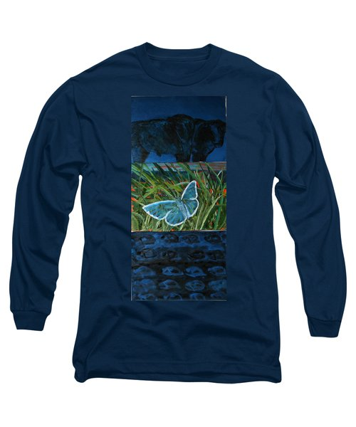 Layers And Layers Where Do We Fit Long Sleeve T-Shirt
