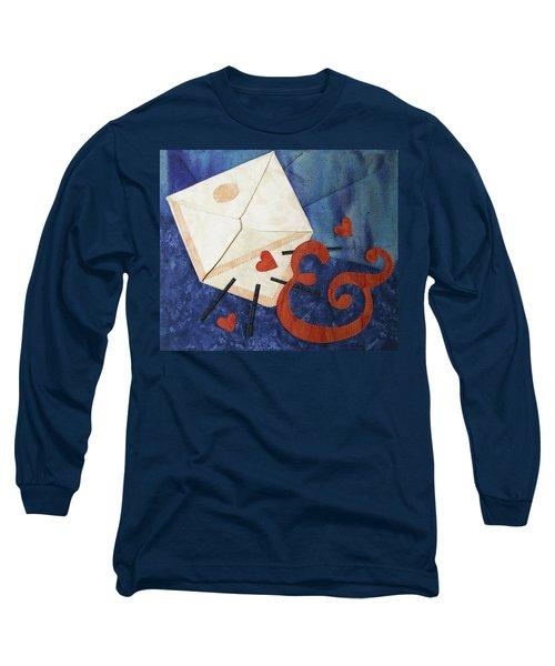 Love Letter Long Sleeve T-Shirt