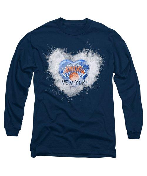 lOVE nEW yORK kICKS Long Sleeve T-Shirt