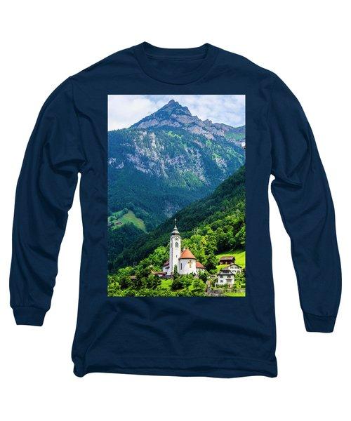 Mountainside Church Long Sleeve T-Shirt