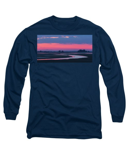 Mystical River Long Sleeve T-Shirt