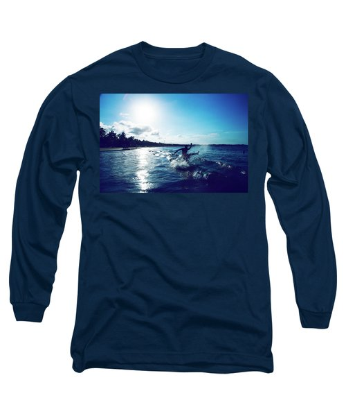 One Last Time Long Sleeve T-Shirt