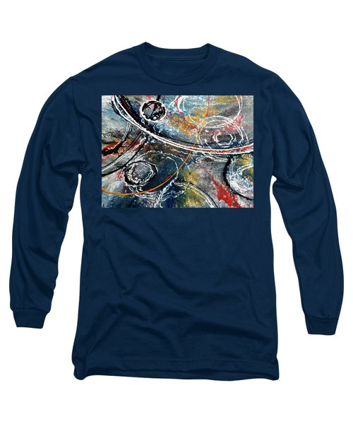 Paint Puddles Long Sleeve T-Shirt