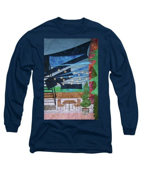 Patio At The Winds Long Sleeve T-Shirt