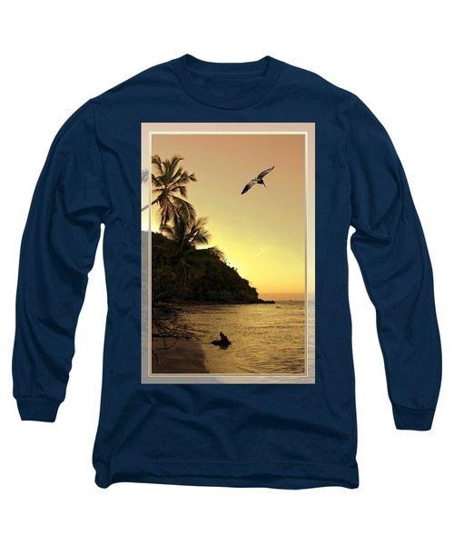 Pelican Sundown Long Sleeve T-Shirt