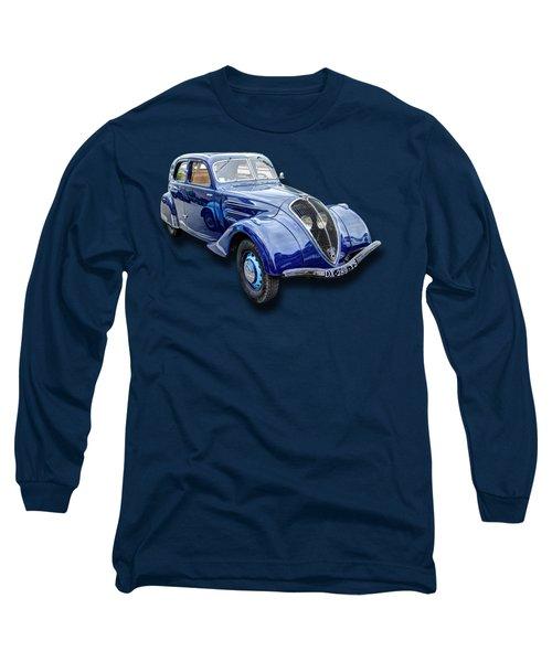 Peugeot 302 Long Sleeve T-Shirt