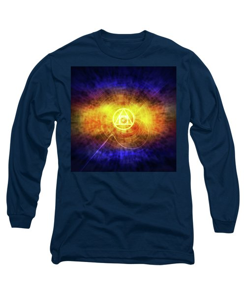 Philosopher's Stone Long Sleeve T-Shirt