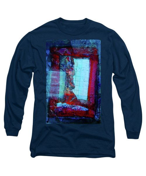 Red Window Long Sleeve T-Shirt