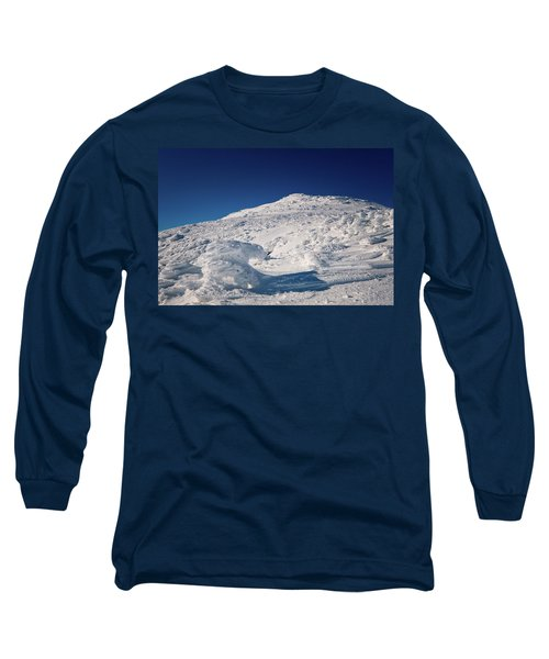 Rime And Snow, And Mountain Trolls. Long Sleeve T-Shirt