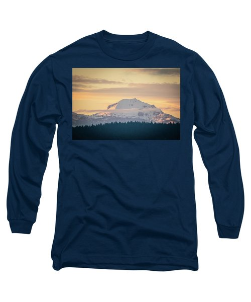 Rocky Cathedrals That Reach To The Sky Long Sleeve T-Shirt