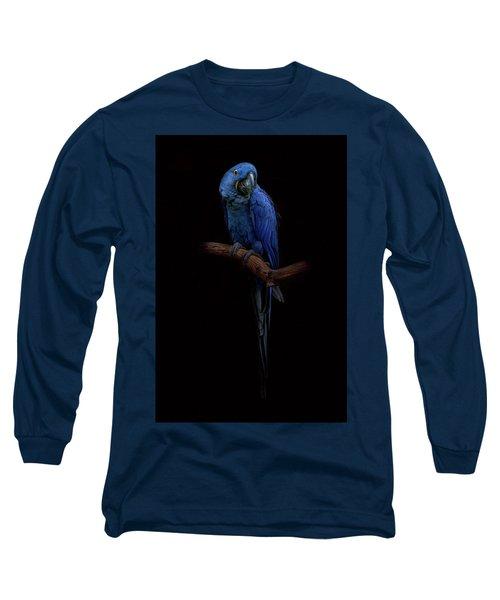 Royal Blue Beauty  Long Sleeve T-Shirt