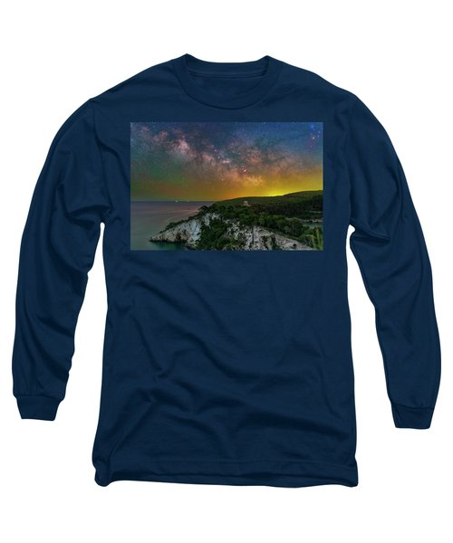 San Felice Arch And Tower Long Sleeve T-Shirt