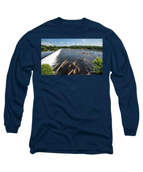 Savannah River Rapids - Augusta Ga Long Sleeve T-Shirt