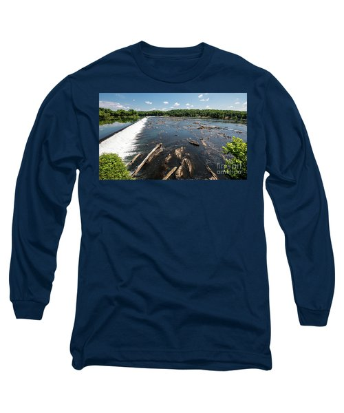 Savannah River Rapids - Augusta Ga Long Sleeve T-Shirt