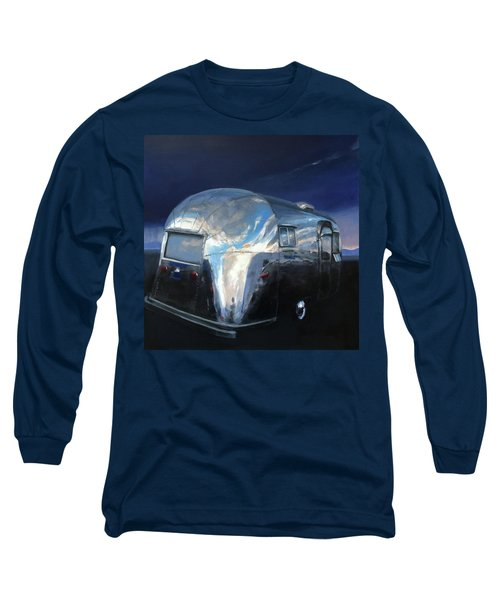 Shelter From The Approaching Storm Long Sleeve T-Shirt