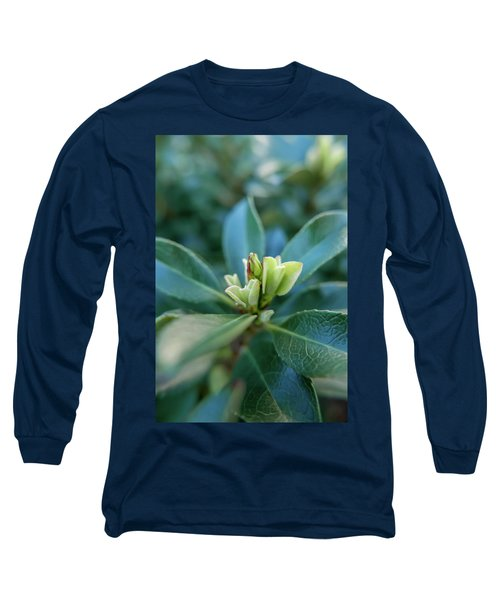Softly Blooming Long Sleeve T-Shirt