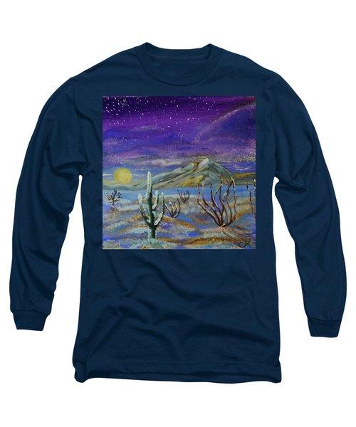 Southern Arizona Winter Magic  Long Sleeve T-Shirt