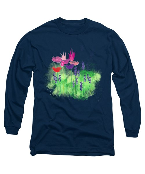 Springy Long Sleeve T-Shirt