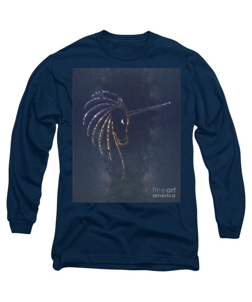 Star Unicorn Long Sleeve T-Shirt
