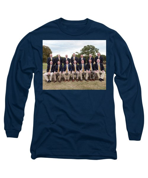Team 3 Long Sleeve T-Shirt