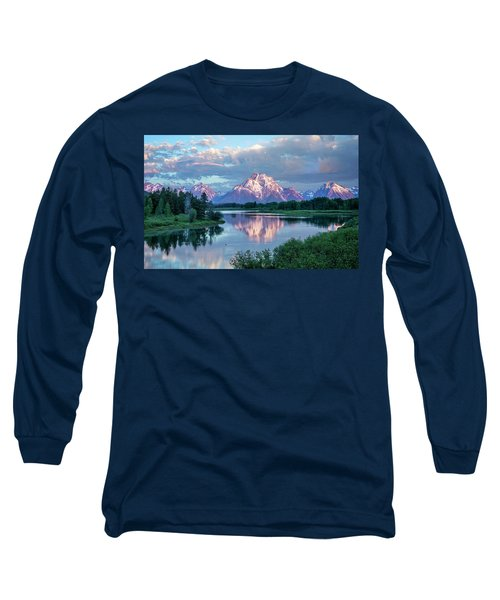 Teton Oxbow Bend  Long Sleeve T-Shirt