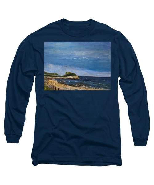 The Knob, Falmouth Long Sleeve T-Shirt