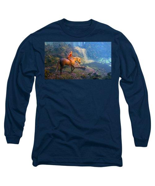 The Silver Horn Long Sleeve T-Shirt