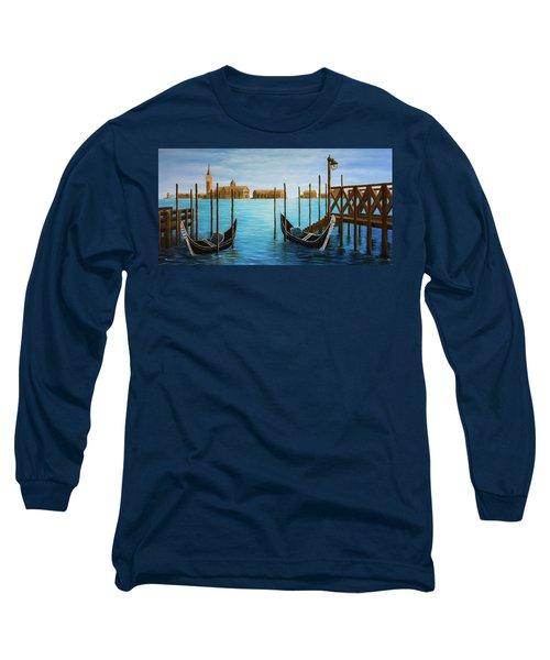The Venetian Phoenix Long Sleeve T-Shirt