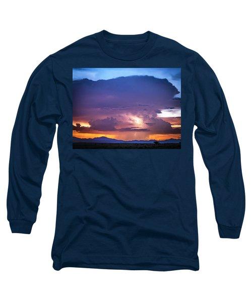 Through The Tower Long Sleeve T-Shirt