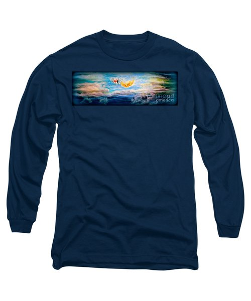 To Harvest God's Own Long Sleeve T-Shirt
