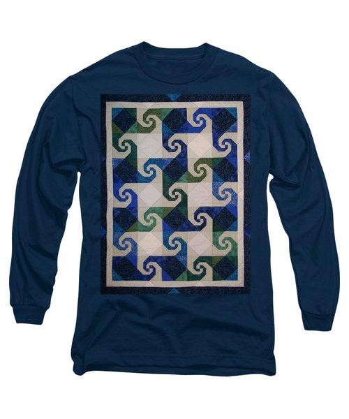 Virginia Reel Long Sleeve T-Shirt
